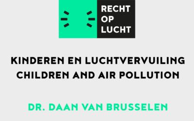 De effecten van luchtvervuiling op kinderen